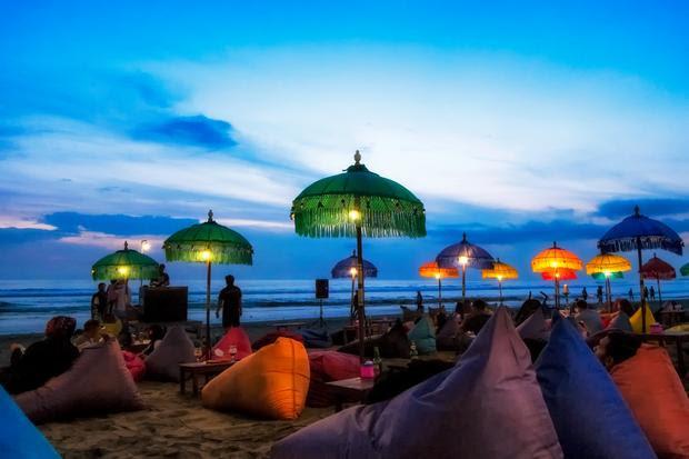 Plaża Kuta, Bali