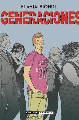 Generaciones (Rústica 148 pp)