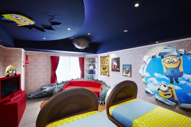 「Minions Room」