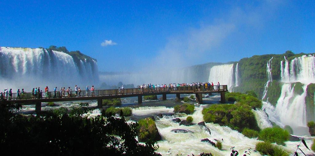 Feriadão Tiradentes e São Jorge em Foz Iguaçu