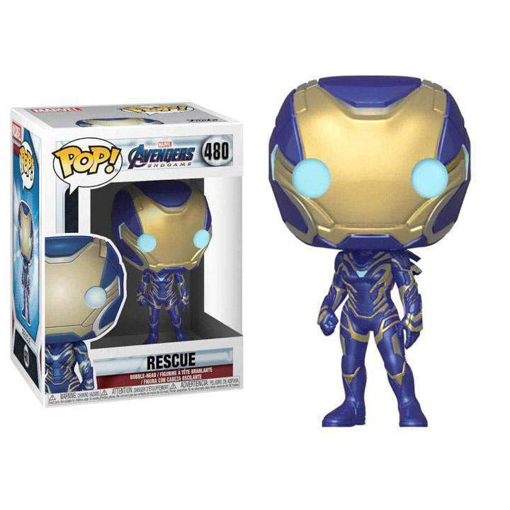 Image of Pop! Marvel: Avengers: Endgame - Rescue - JUNE 2019