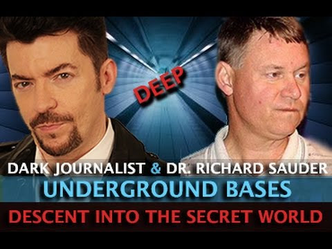 SECRET WORLD OF UFOS & UNDERGROUND BASES! DARK JOURNALIST & DR. RICHARD SAUDER  Hqdefault