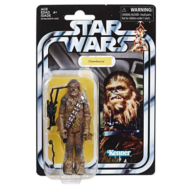 Image of Star Wars: The Vintage Collection Wave 6 - Chewbacca (A New Hope)