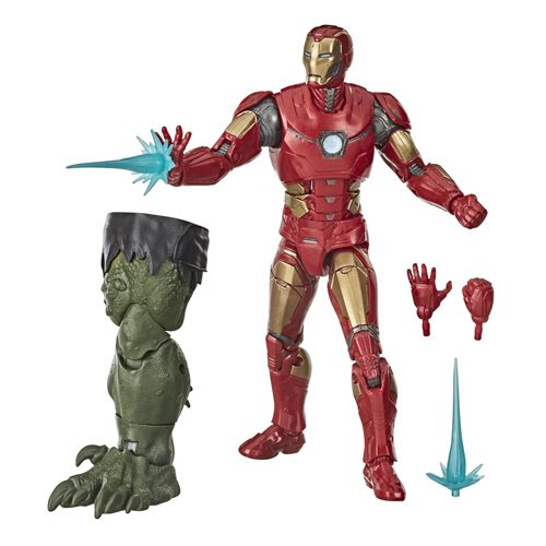 Image of Avengers Video Game Marvel Legends 6-Inch Iron Man Action Figure (BAF Abomination) - MAY 2020
