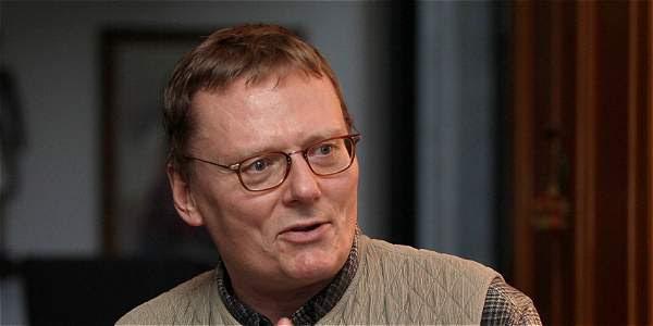 James Robinson, coautor del libro 'Por qué fracasan los países'.