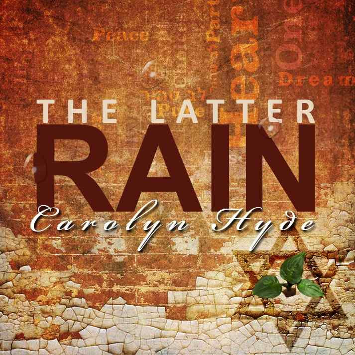 The Latter Rain CD cover
