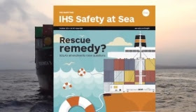 Video: IHS Maritime's Safety at Sea magazine