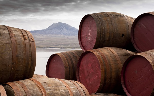 scotch growth goes global