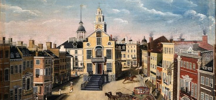 Old_State_House_and_State_Street,_Boston_1801