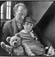 AA Milne & son