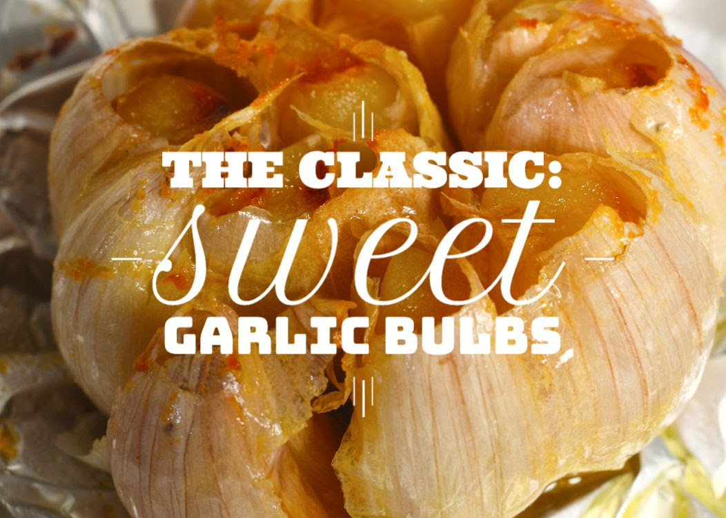 THE CLASSIC SWEET GARLIC BULBS