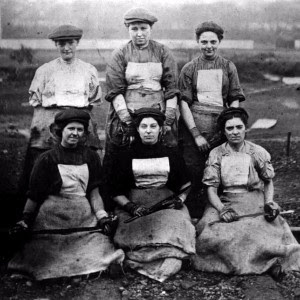 Tin Plate Workers 1900