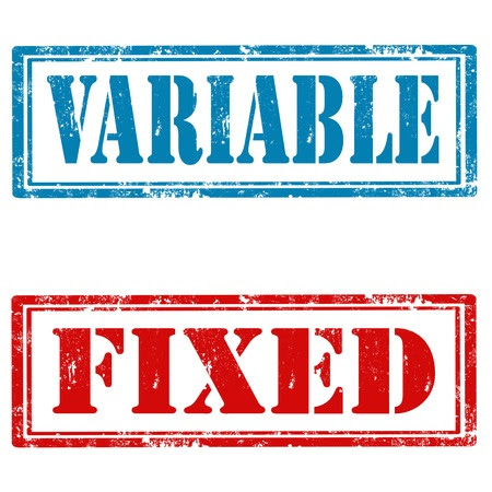 Difference Between Fixed and Variable Rates