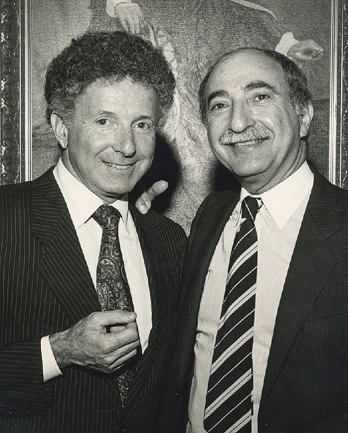 Zev Buffman and Charlie