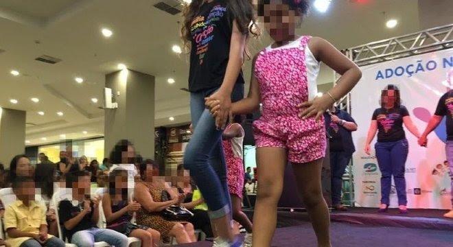 Evento aconteceu em shopping de Cuiabá