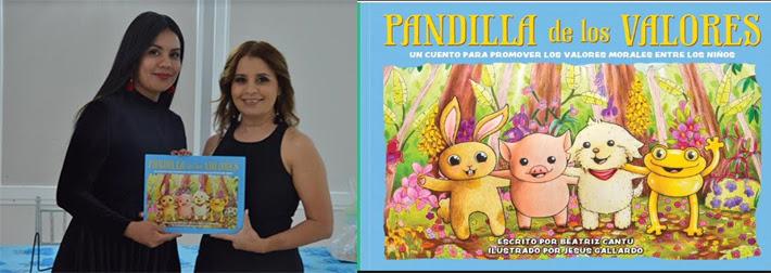 Libro Especial: PANDILLA DE LOS VALORES