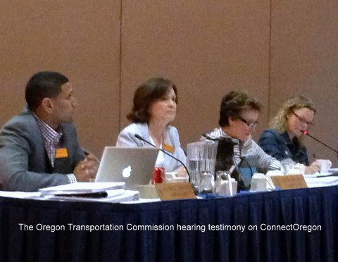 Oregon Transportation Commission