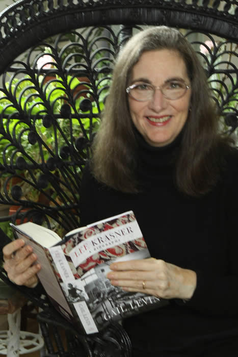 Portrait of Dr. Gail Levin
