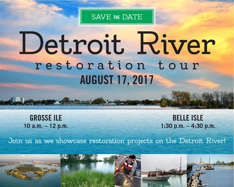 Detroit River Restoration Tour @ Grosse Ile | Grosse Ile Township | Michigan | United States