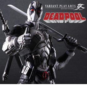 PLAY ARTS KAI X-FORCE DEADPOOL