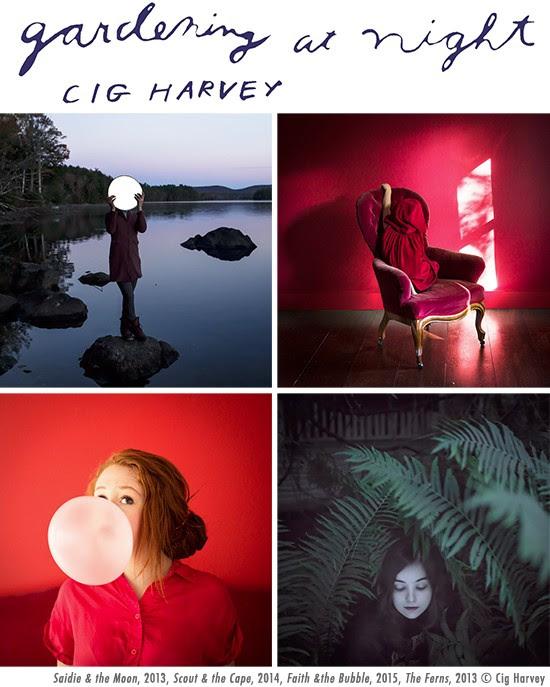 Cig Harvey: Gallery Opening