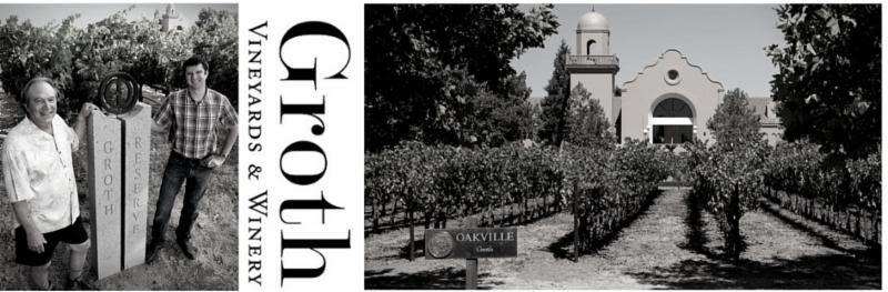 groth - vineyards & winery