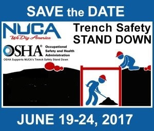 Trench Safety Stand-Down June 19-24