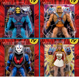 MASTERS OF THE UNIVERSE VINTAGE SERIES