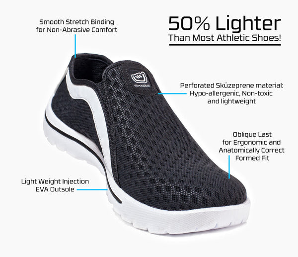 Skuze Shoes | Ultimate lightweight comfort footwear