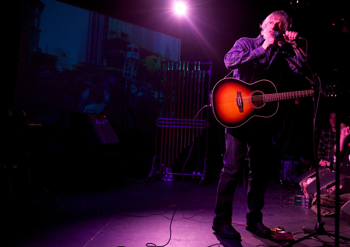 Lee Ranaldo by Lance Bangs 111512