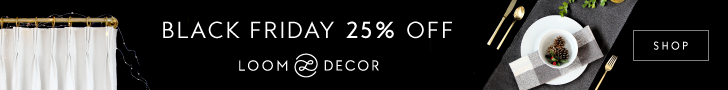 Loom Decor Black Friday Deal