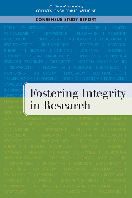 Fostering Integrity in Research
