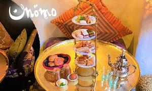 Moroccan Afternoon Tea, Mayfair