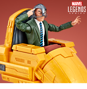 ULTIMATE MARVEL LEGENDS PROFESSOR X
