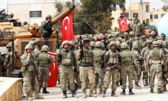 Τους εξαϋλωσαν! Κούρδοι χτύπησαν τουρκικό φυλάκιο (βίντεο)