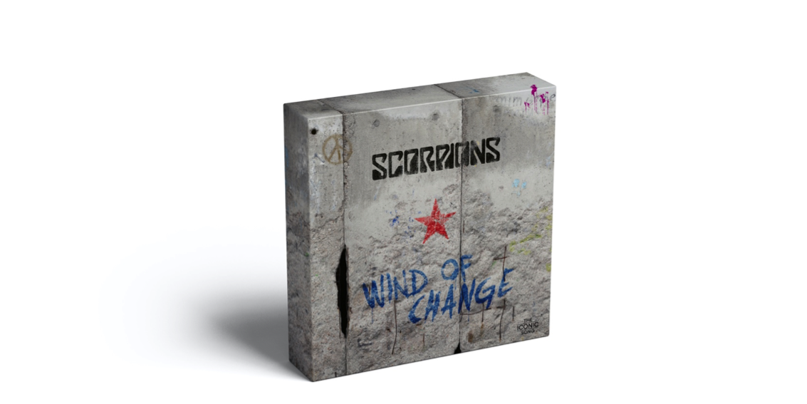 Scorpions 'WIND OF CHANGE: THE ICONIC SONG'