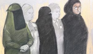 """UK: All-female jihad cell jailed over plot to cause """"widespread panic, injury, and death"""""""