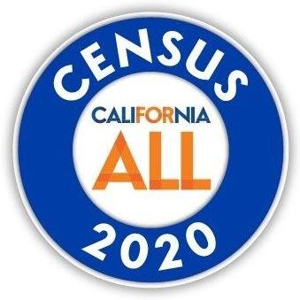"""Census 2020: California for All"""