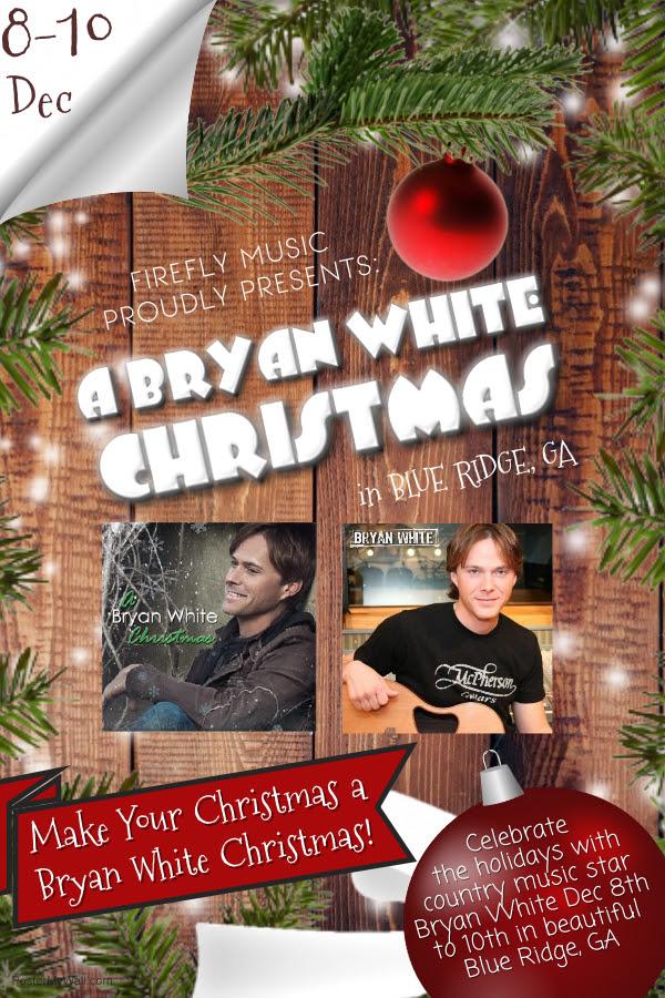 A Bryan White Christmas
