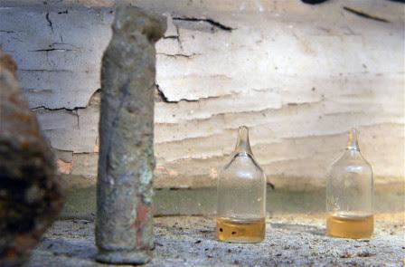 Ampoules de grenade Bertrand