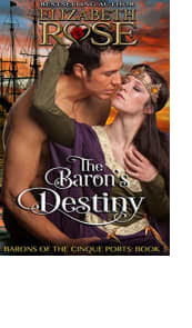The Baron's Destiny by Elizabeth Rose