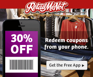 RetailMeNot Mobile Apps (iPhon...
