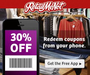 RetailMeNot Mobile Apps (iPhon...