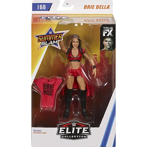 Image of WWE Wrestling Elite Series 68 - Brie Bella