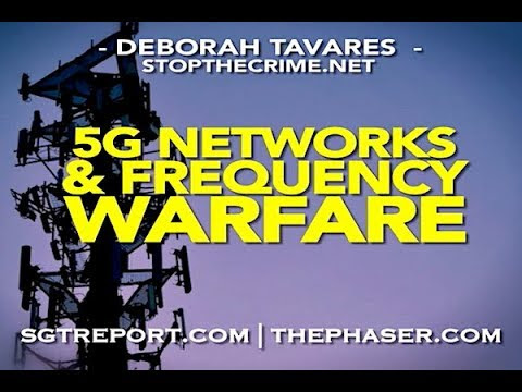 Killer Grid: 5G Networks And Frequency Warfare on You (Videos)