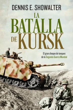 Portada de La batalla de Kursk