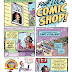 Learn how to safely support your local comic shop with this instructional webcomic