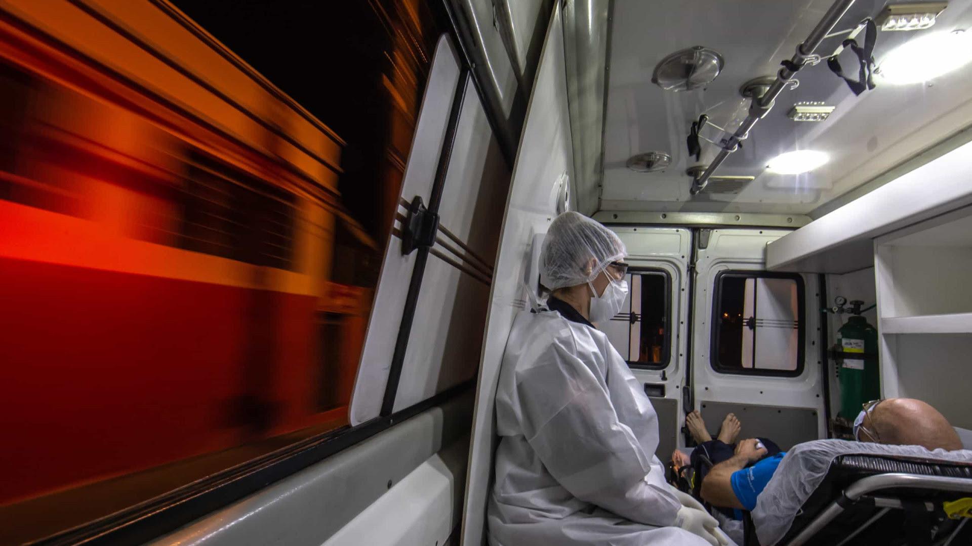 Brasil tem 6.370 pacientes com Covid à espera de um leito de UTI