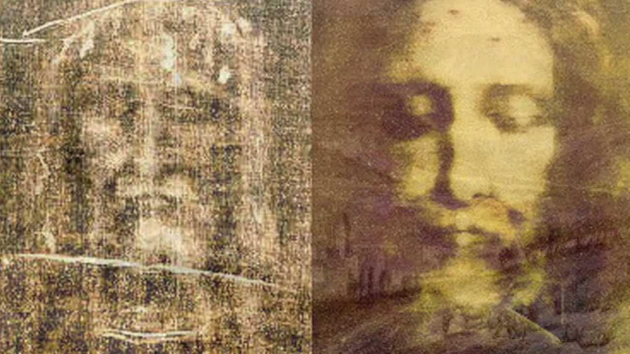 maxresdefault - Explosión de energía fijó la imagen de Cristo en la Sábana Santa
