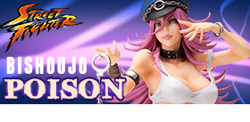 POISON STREET FIGHTER BISHOUJO